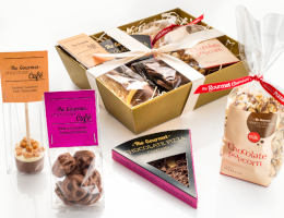 New Gourmet Chocolate Pizza Hamper