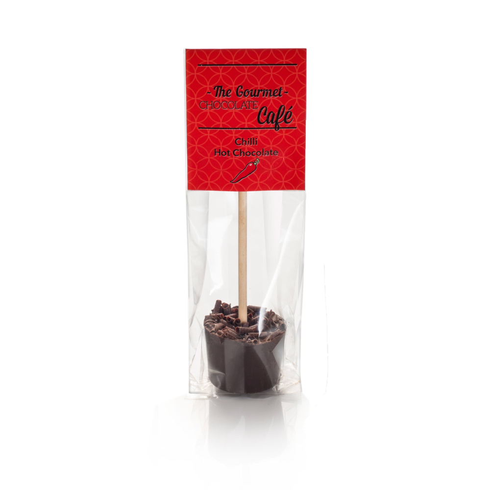New for A/W 2019, our Chilli Hot Chocolate Stick really packs a punch.
