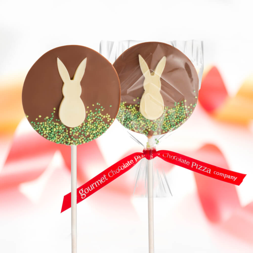 New for 2019 - Easter Bunny Lollipops